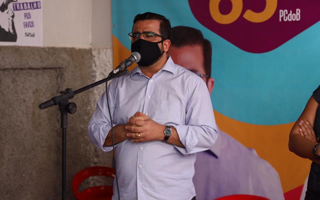 PCdoB confirma a candidatura de Wadson Ribeiro à Prefeitura de BH
