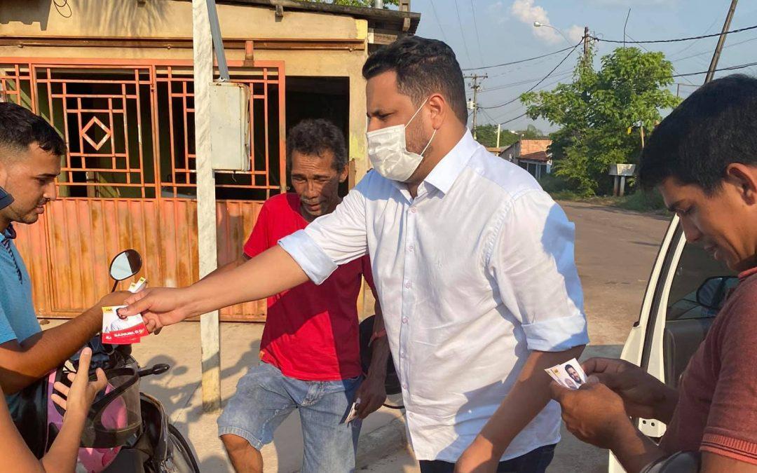 Samuel Costa: é selvageria ter dinheiro no caixa da prefeitura e faltar remédio em Porto Velho