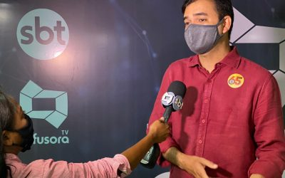 Rubens Jr: sou o único candidato que não tinha o presidente de partido com Bolsonaro hoje
