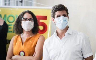 João Campos promete investir em tecnologia para combater corrupção no Recife