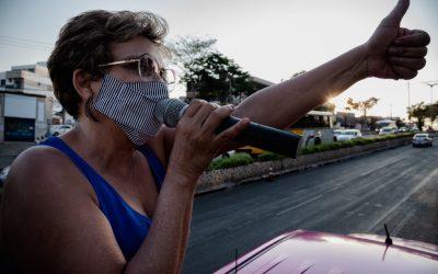 Contagem: Marília Campos vai se consolidando na disputa, aponta pesquisa