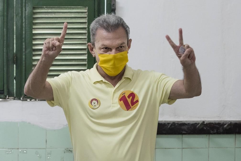 Sarto Nogueira derrota candidato bolsonarista e é eleito prefeito em Fortaleza