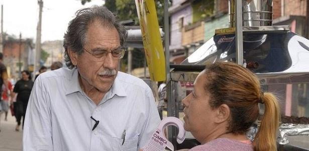 Elói Pietá, apoiado pelo PCdoB, tem 44% dos votos válidos em Guarulhos, aponta Ibope