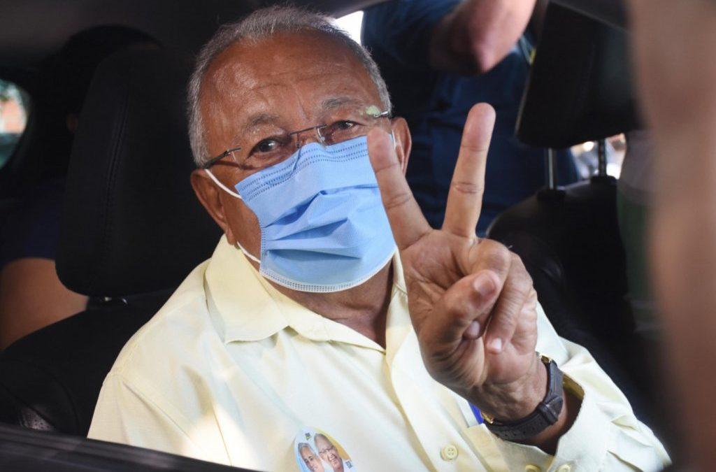 Dr. Pessoa derruba hegemonia do PSDB e é eleito prefeito de Teresina