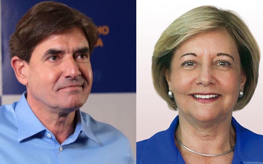 Ribeirão Preto: Suely Vilela e Duarte Nogueira têm empate técnico, segundo pesquisa