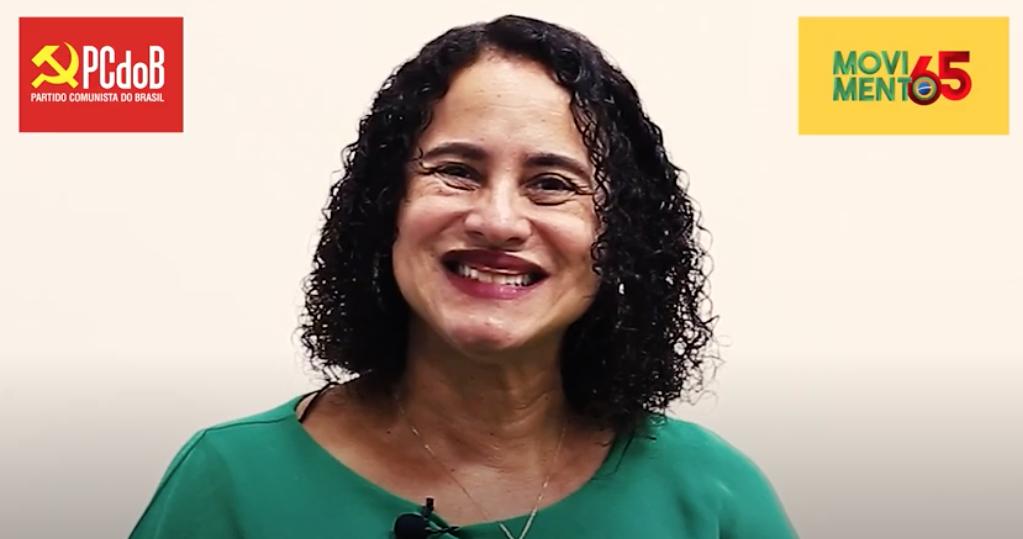 Luciana Santos agradece e parabeniza candidatos e eleitos do PCdoB