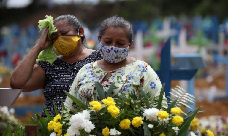 Brasil registrou mais mortes que 89% dos países e perdeu mais empregos