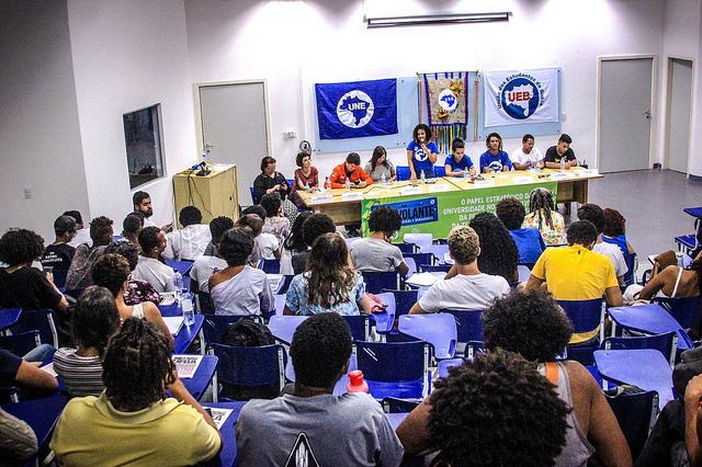 UNE defende a educação pública a serviço da soberania nacional